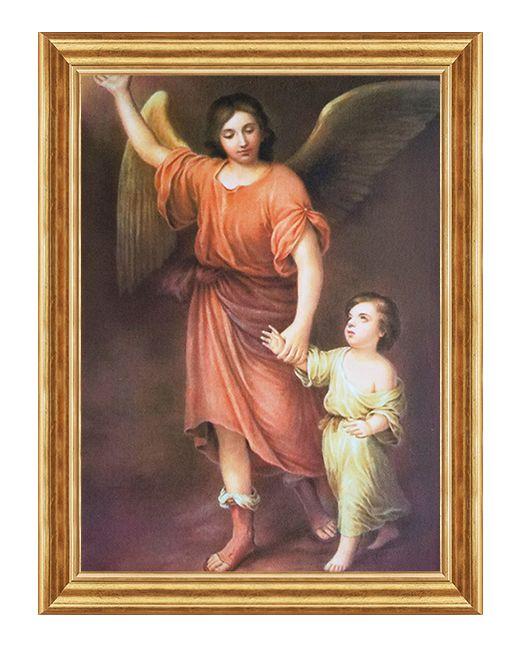Anioł Stróż - Obraz religijny
