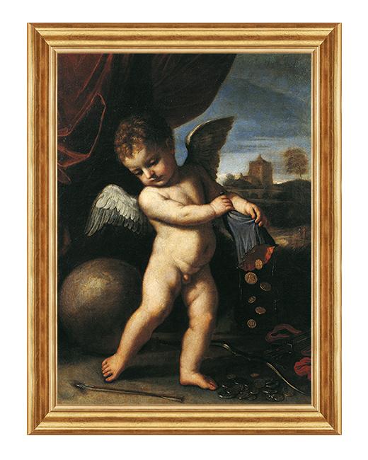 Maly Aniolek - Obraz religijny