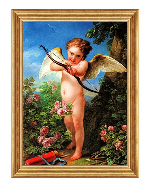 Aniolek Kupidyn - Obraz religijny