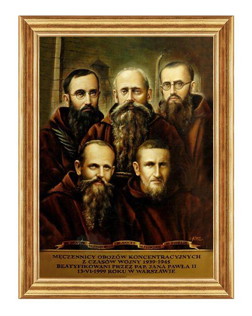 Blogoslawieni Meczennicy Dzialdowscy - Obraz religijny