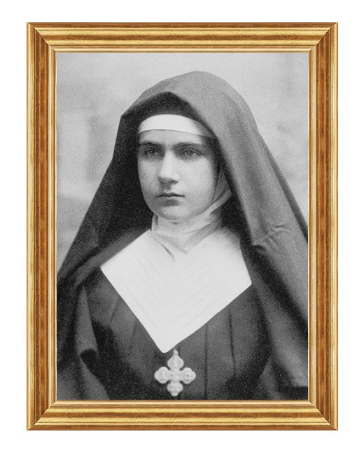 Blogoslawiona Alicja Kotowska - Obraz religijny na plotnie