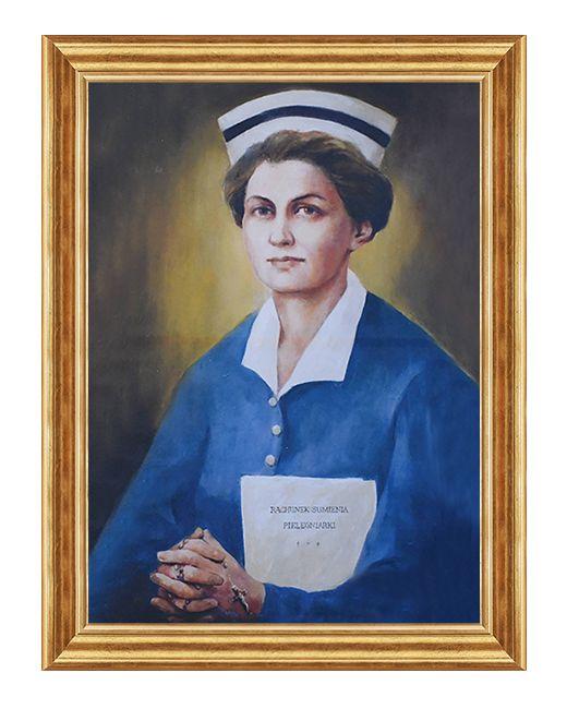Błogosławiona Hanna Chrzanowska - Obraz religijny