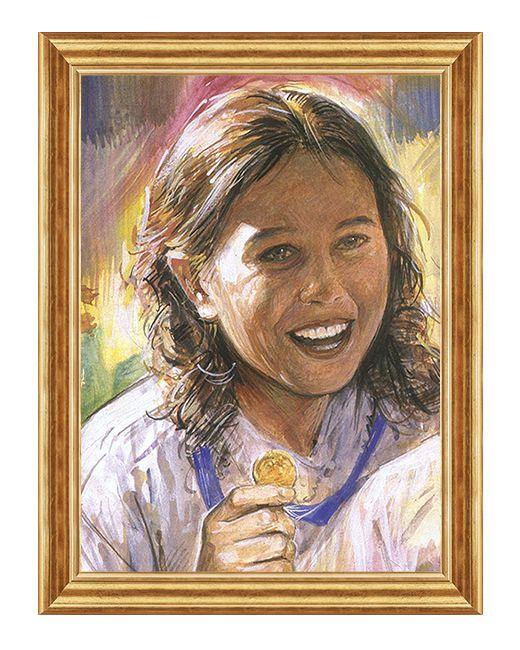 Błogosławiona Laura Vicuna - Obraz religijny
