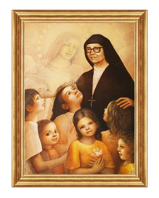 Blogoslawiona Maria Romero Meneses - Obraz religijny na plotnie