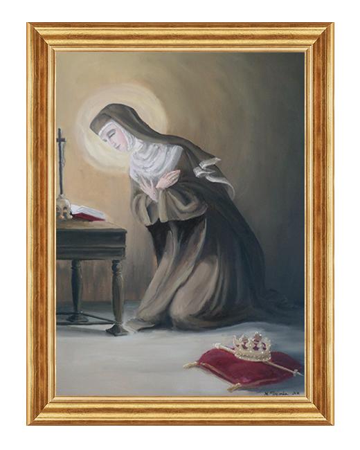 Blogoslawiona Salomea - Obraz religijny