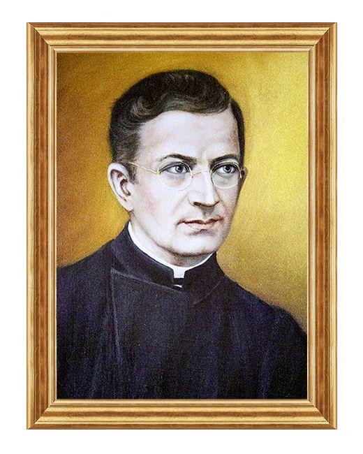 Bł. Markiewicz - Obraz religijny