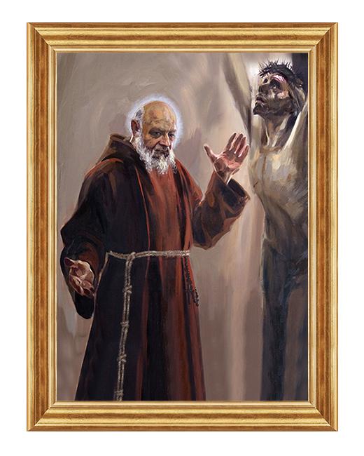 Honorat Kozminski - Obraz religijny na plotnie