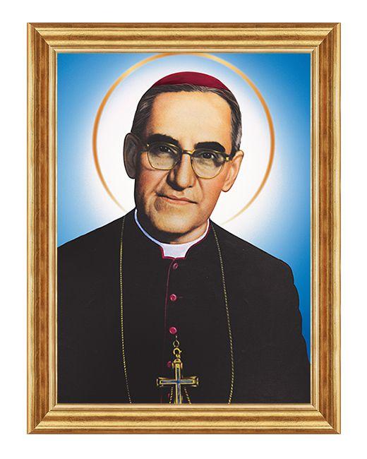 Swiety Oscar Romero - Obraz religijny