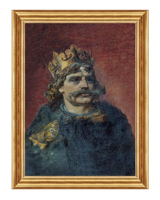 Bolesław Chrobry - Obraz patriotyczny