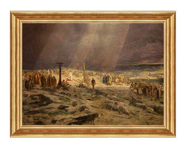 Golgota - Jan Styka - Obraz religijny