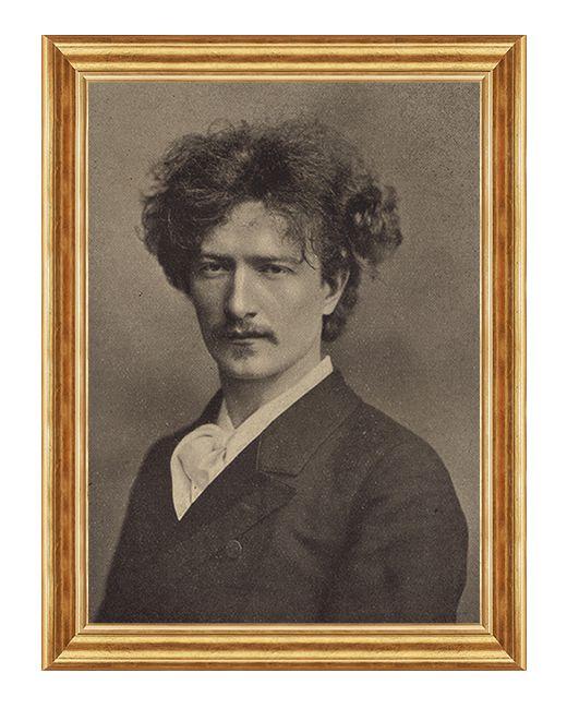 Ignacy Jan Paderewski - Obraz patriotyczny