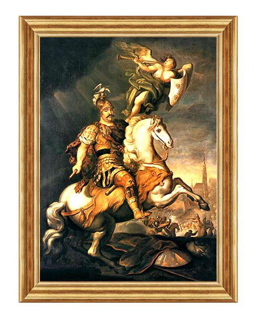 Jan III Sobieski - Obraz religijny