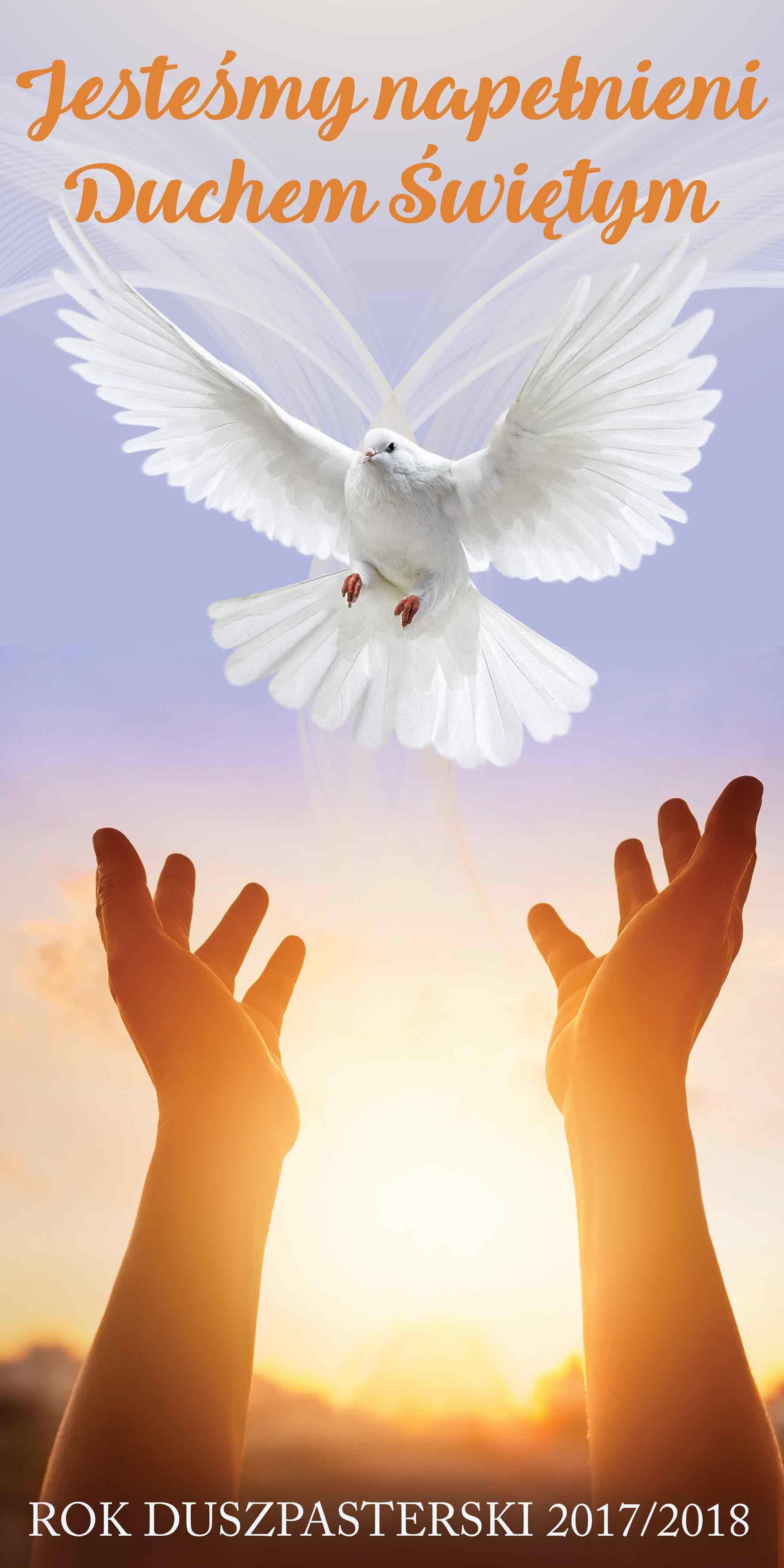 Znalezione obrazy dlazapytania jesteśmy napełnieni duchem świętym