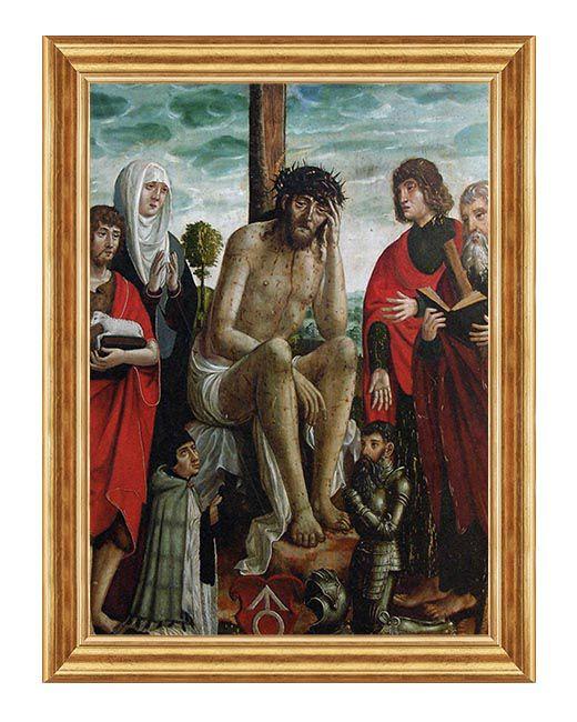 Jezus frasobliwy - Obraz religijny