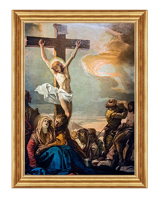 Jezus Ukrzyzowany - Obraz religijny