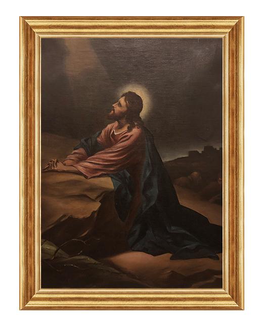 Jezus w Ogrojcu - Obraz religijny