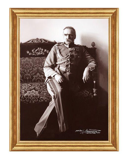 Józef Piłsudski - Obraz patriotyczny