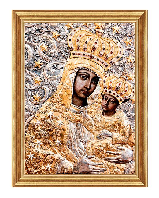 Sanktuarium w Rokitnie 01 - Obraz religijny