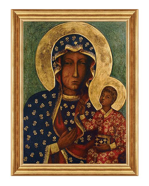 Matka Boza Czestochowska - Obraz religijny