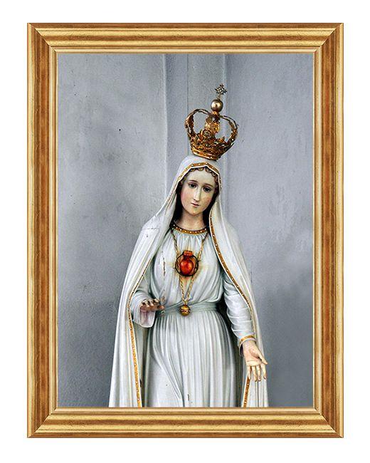 Matka Boza Fatimska - Obraz religijny