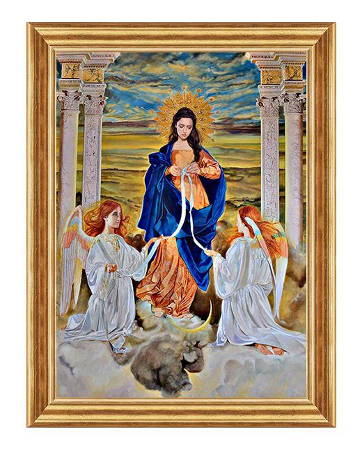 MB rozwiazujaca wezly - Obraz religijny