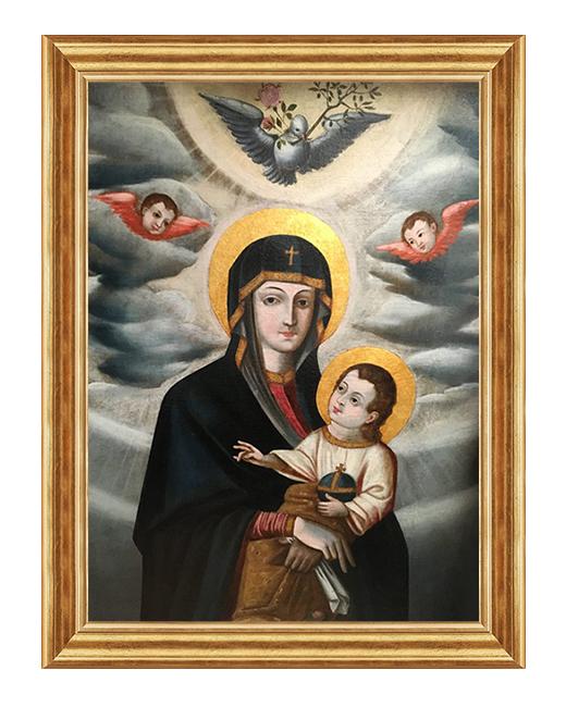 Matka Boza Sniezna - Obraz religijny