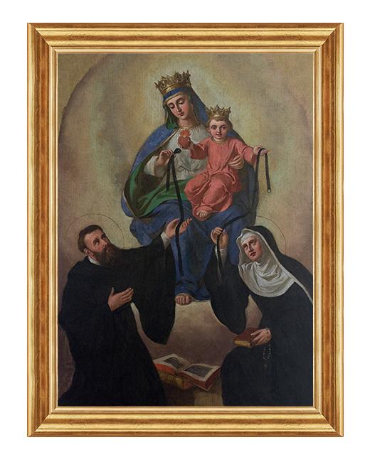 Matka Boza z Gory Karmel - Obraz religijny na plotnie