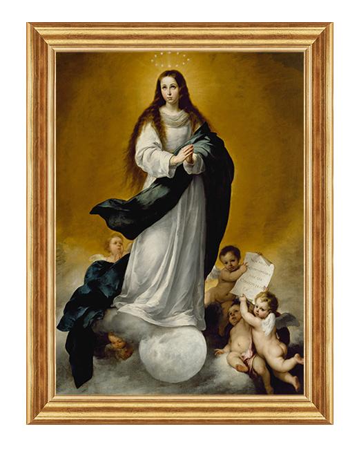 Matka Boza Niepokalana - Obraz religijny