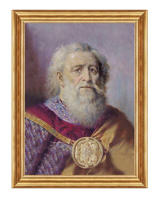 Mieszko III Stary - Obraz patriotyczny
