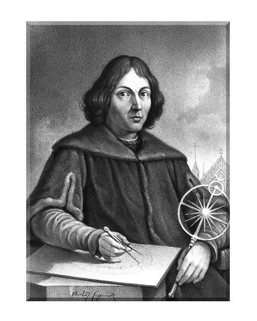 Mikołaj Kopernik 02 Obraz Patriotyczny Dlaksiedzapl
