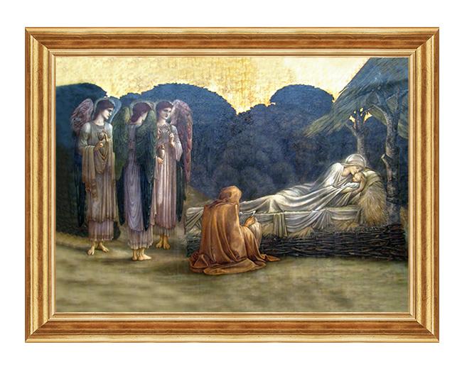 Narodziny Pana Jezusa - Obraz religijny na plotnie