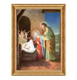 Narodziny Pana Jezus 03 Obraz Religijny Dlaksiedzapl