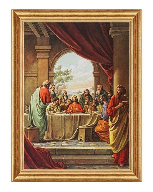 Ostatnia Wieczerza - Obraz religijny
