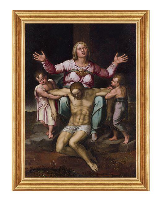 Pieta - Obraz religijny na plotnie