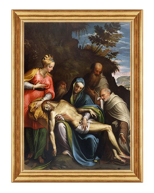 Pieta - Obraz religijny na plotnie - Wybor rozmiarow