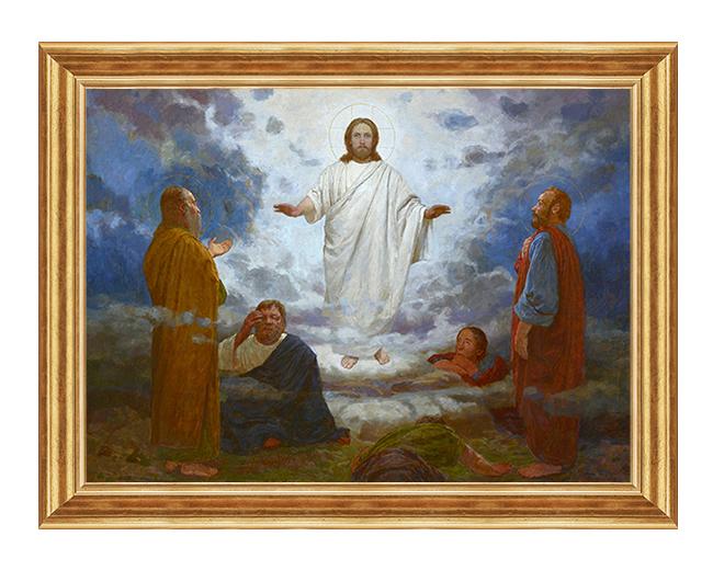Przemienienie panskie - Transfiguracja Pana Jezusa - Obraz na plotnie