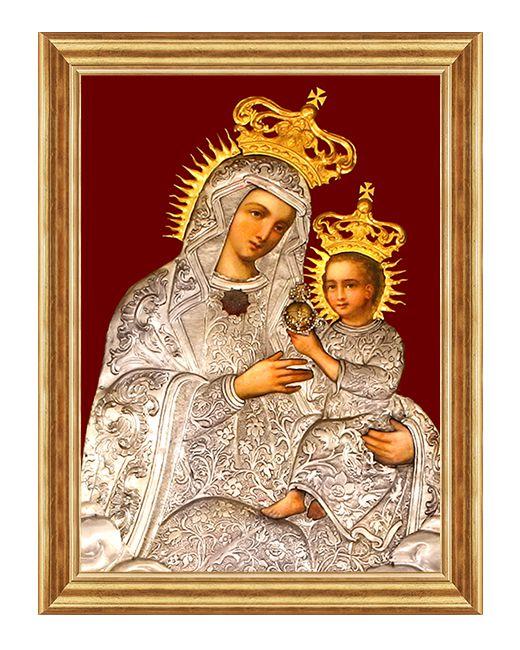 Sanktuarium w Białej Rawskiej - Obraz religijny