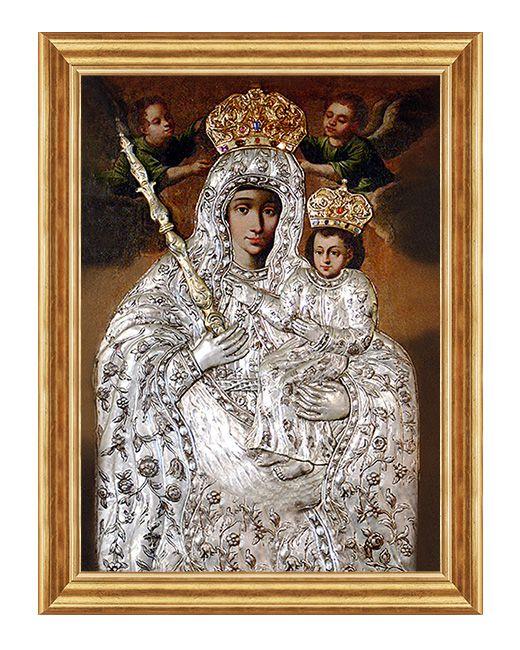Sanktuarium w Ostrożanach - Obraz religijny