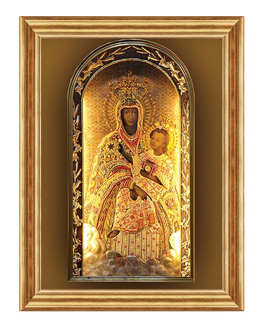 Sanktuarium w Czernej - Obraz religijny