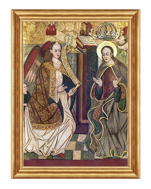 Sanktuarium w Zagórzu - Obraz religijny
