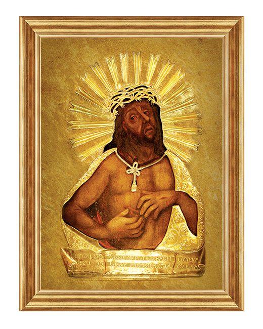 Sanktuarium w Zielonce Pasłęckiej - Obraz religijny