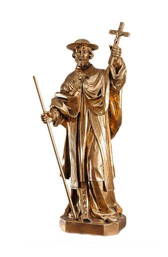 Swiety franciszek ksawery - Figura religijna