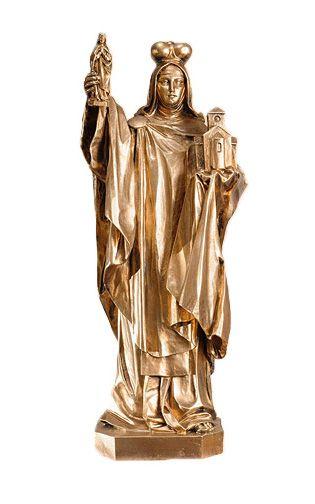 Swieta Jadwiga - Figura religijna