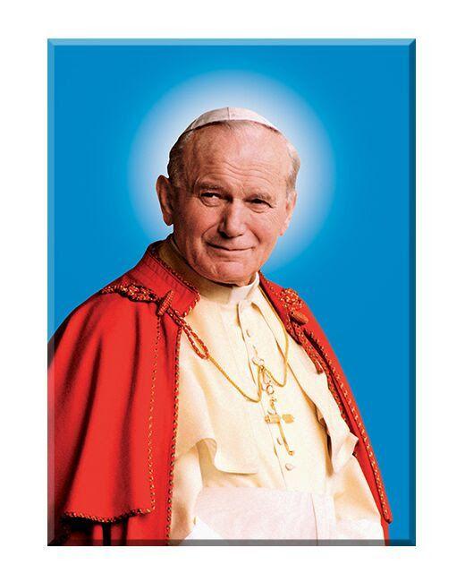 Święty Jan Paweł II - Obraz Kanonizacyjny :: DlaKsiedza.pl