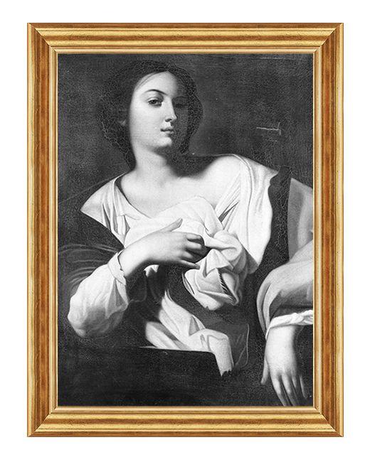 Swieta Agata - Obraz religijny - Druk na plotnie