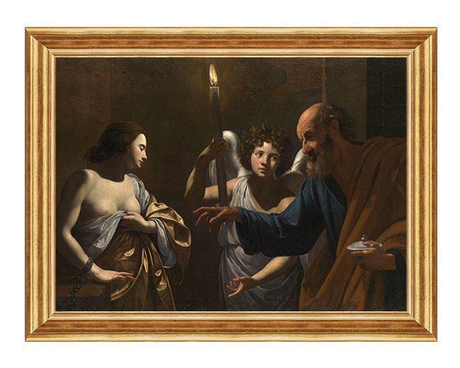 Swieta Agata - Obraz religijny
