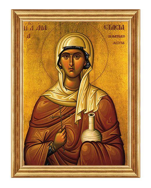 Swieta Anastazja - Obraz religijny