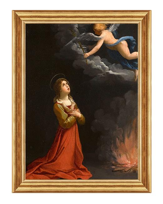 Swieta Apolonia z Aleksandrii - Obraz religijny