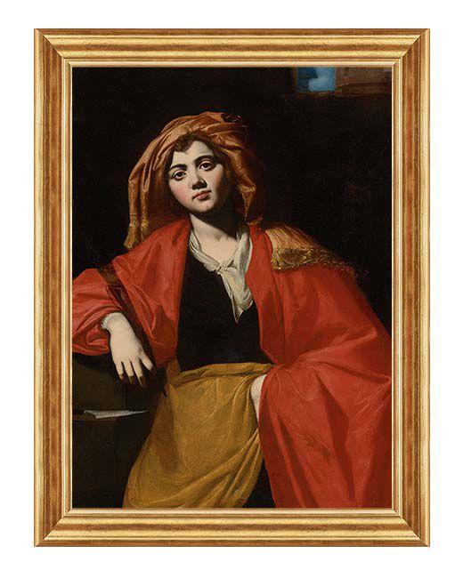 Swieta Barbara  - Obraz religijny