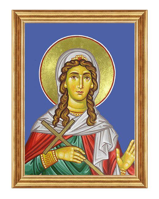 Swieta Dominika z Nikomedii - Obraz religijny